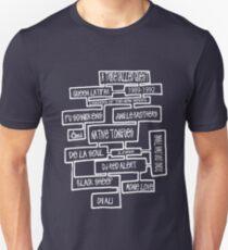Native Tongues golden era hip hop [wht] T-Shirt