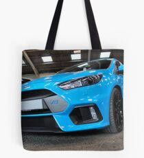 Blue Focus RS Tote Bag