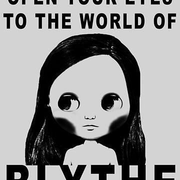 Blythe Doll by fennnnnn
