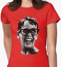 Squints, big Women's Fitted T-Shirt
