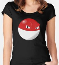 Pokemon Voltorb Women's Fitted Scoop T-Shirt
