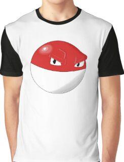 Pokemon Voltorb Graphic T-Shirt