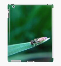 Flower Fly iPad Case/Skin