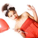 Red Heart by VioDeSign