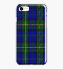 02441 Doon Valley Crafters Tartan iPhone Case/Skin