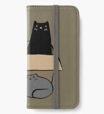 Cats in a Box iPhone Wallet/Case/Skin