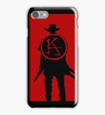 Ka is a wheel iPhone Case/Skin