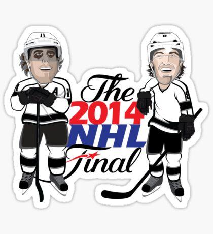 The 2014 Final Sticker