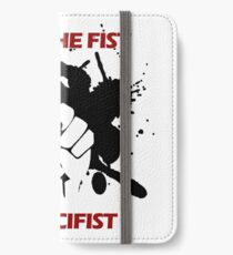 Pacifist iPhone Wallet/Case/Skin