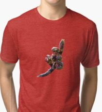 Cherry Blossom #1 Tri-blend T-Shirt
