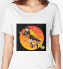 Witch&Moon Women's Relaxed Fit T-Shirt