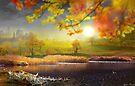 Countryside Flow by Igor Zenin