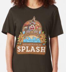 Briar Patch Splash Slim Fit T-Shirt