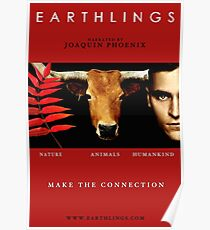 Earthlings posters redbubble earthlings movie cover poster m4hsunfo