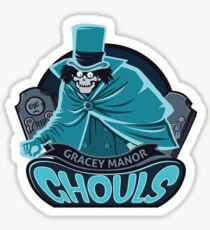 Gracey Manor Ghouls Sticker