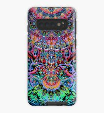 Mandala Energie Hülle & Klebefolie für Samsung Galaxy