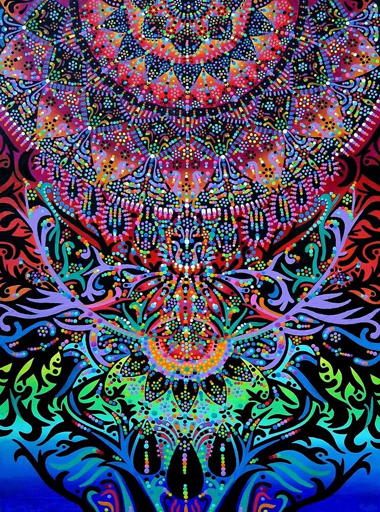 Mandala Energy by Kimi Sadanaga