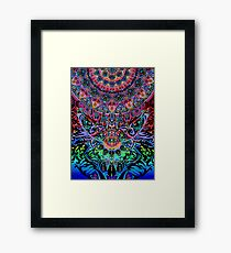 Mandala Energy Framed Print