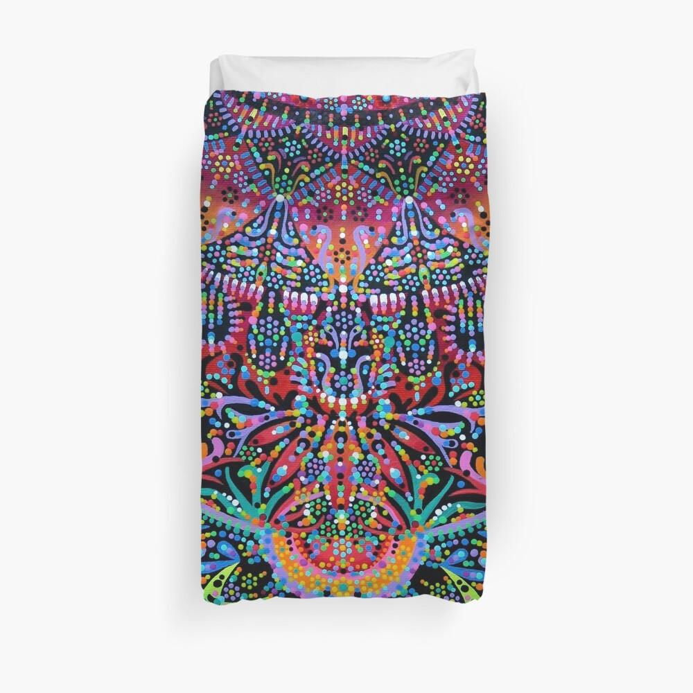 Mandala Energy Duvet Cover