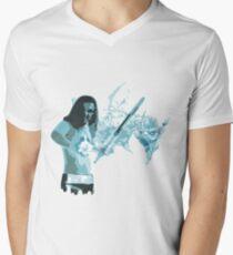 Frost Mens V-Neck T-Shirt