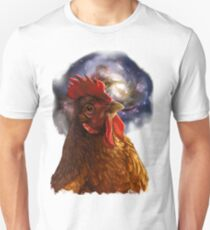 Chicken Galaxy T-Shirt