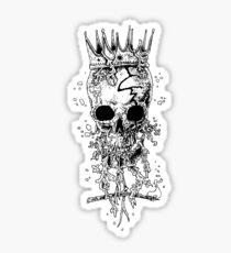 Sea Skull Sticker
