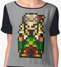 Final Fantasy 6: Laughing Kefka Women's Chiffon Top