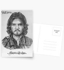 Athos s3 Postkarten
