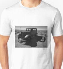 Old Vehicle VI BW T-Shirt