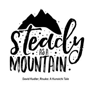 Steady as a mountain by missphi