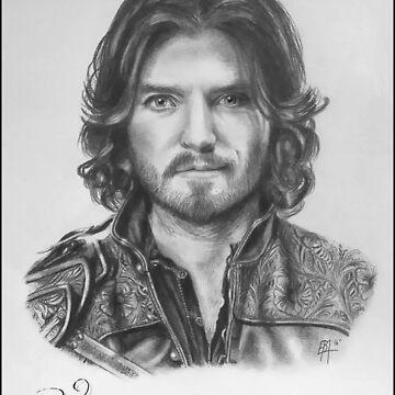 «Athos nous sommes la garnison» par Ebm36