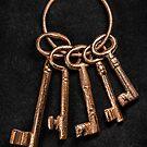 Medieval Keys von MMPhotographyUK