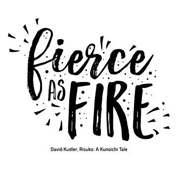 Fierce as fire by missphi