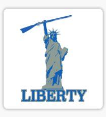 Liberty pro 2A Sticker