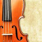 Vintage Violin von MMPhotographyUK