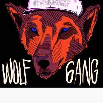 WOLF GANG by kimi-nig
