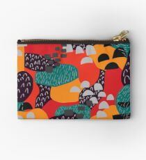 Abstract Studio Pouch