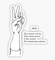 Shel Silverstein  Sticker