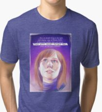 Never forget Donna Noble Tri-blend T-Shirt
