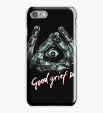 Wtchng Thrgh My Fngrs // GG iPhone Case/Skin