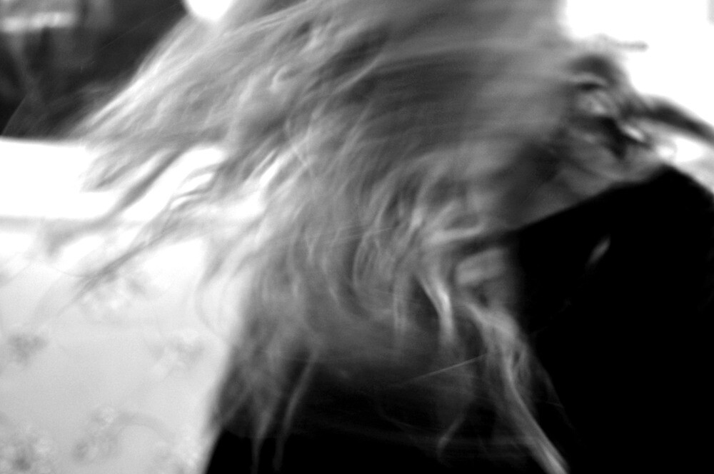 blurred by Angharad Sophie
