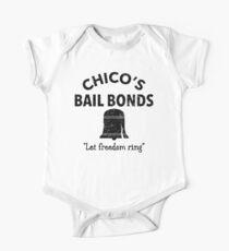 Chico's Kaution Baby Body Kurzarm