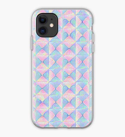#DeepDream factures #art iPhone Case