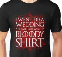 Red Wedding Unisex T-Shirt