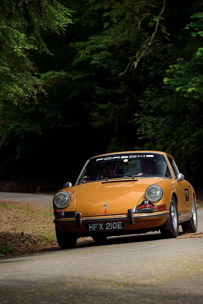 The Three Castles Welsh Trial 2014 - Porsche 911 by Three-Castles