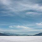 Bonneville Salt Flats by Daniel Owens