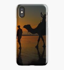 Camels on Cable Beach 1 iPhone Case