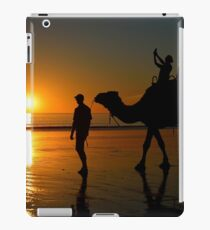 Camels on Cable Beach 1 iPad Case/Skin