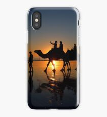 Camels on Cable Beach 2 iPhone Case