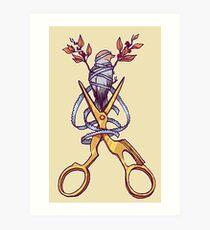 Beatrice's Emblem Art Print